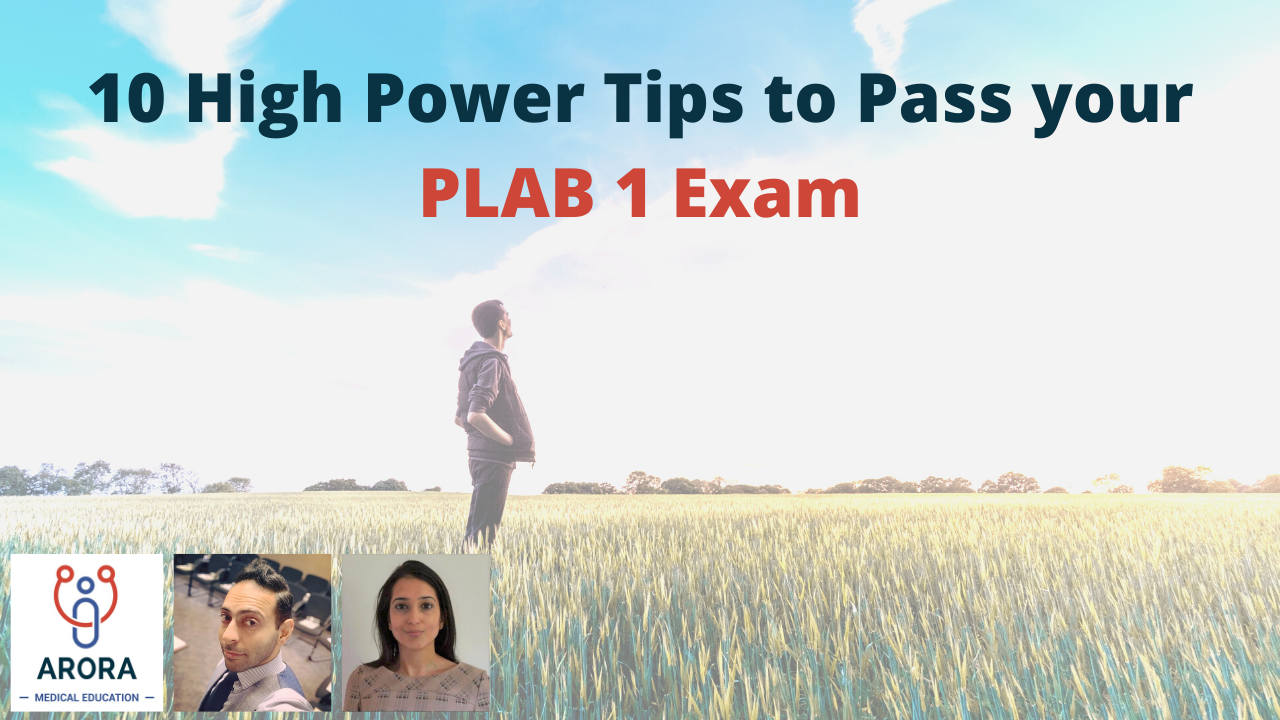10-high-power-tips-to-pass-your-plab-1-exam