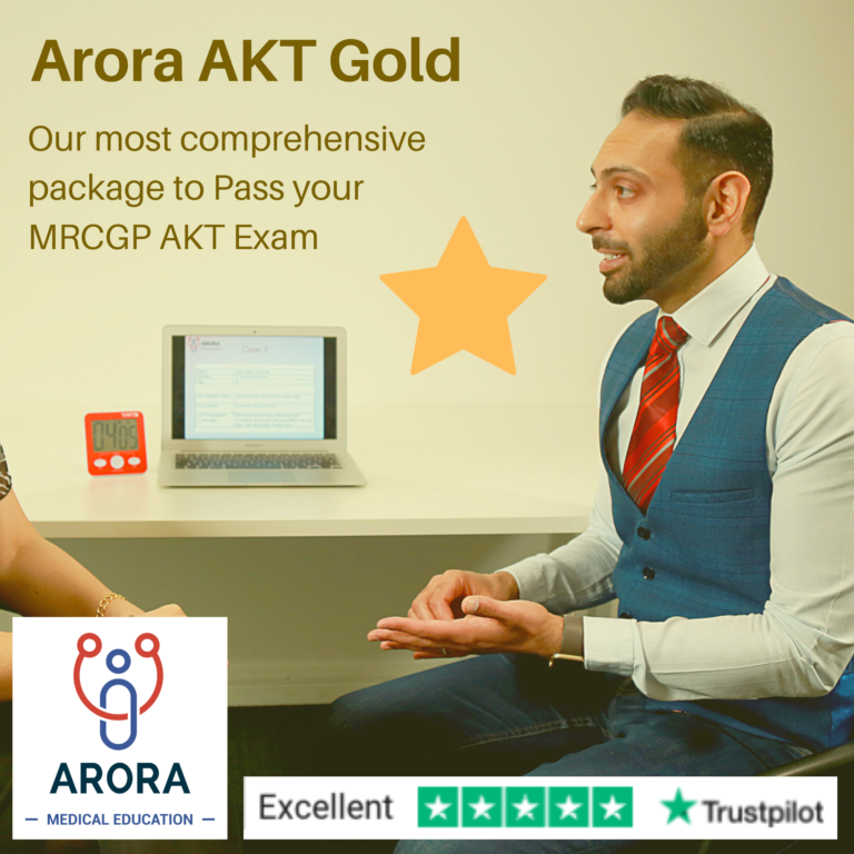 4 - MRCGP CSA, AKT and PLAB Exam Courses and Online Webinars - Arora Medical Education