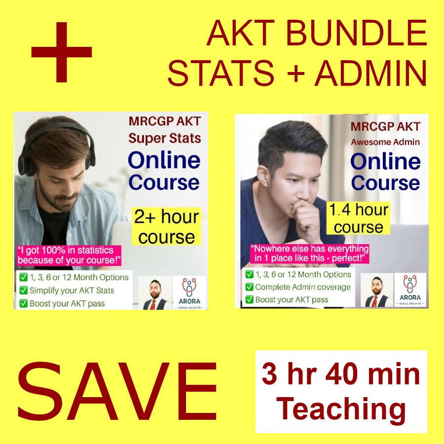 akt bundle - MRCGP CSA, AKT and PLAB Exam Courses and Online Webinars - Arora Medical Education