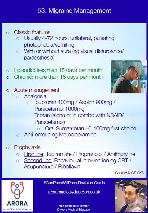 5 examples 3 - MRCGP CSA, AKT and PLAB Exam Courses and Online Webinars - Arora Medical Education