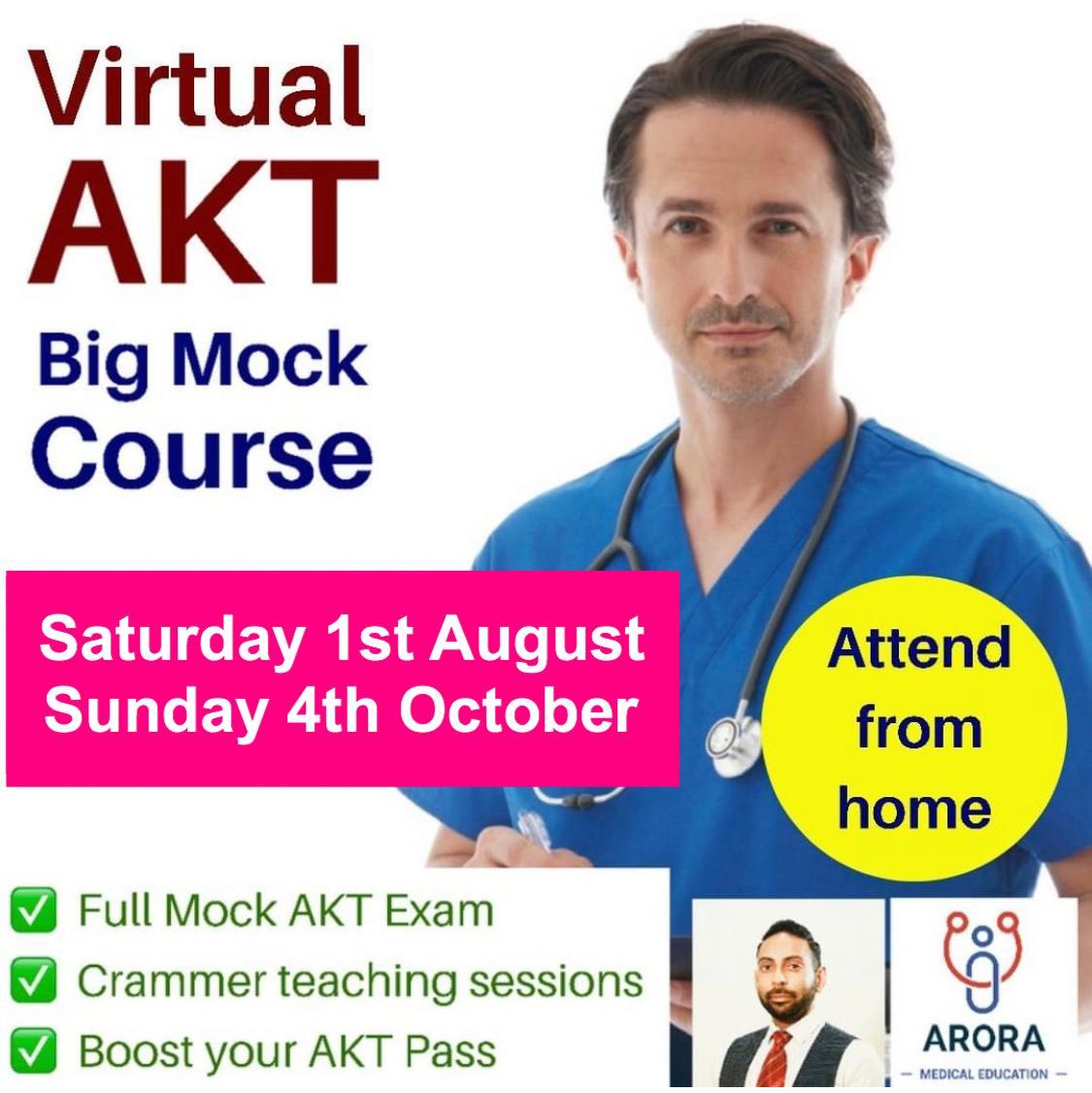 PHOTO 2020 06 25 15 42 10 - MRCGP CSA, AKT and PLAB Exam Courses and Online Webinars - Arora Medical Education