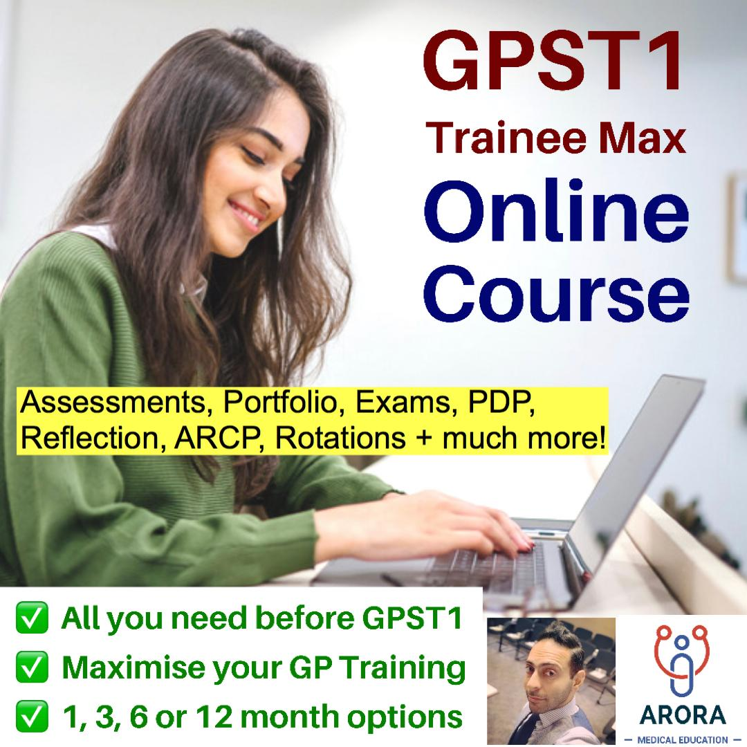 Post CCT New Course - MRCGP CSA, AKT and PLAB Exam Courses and Online Webinars - Arora Medical Education