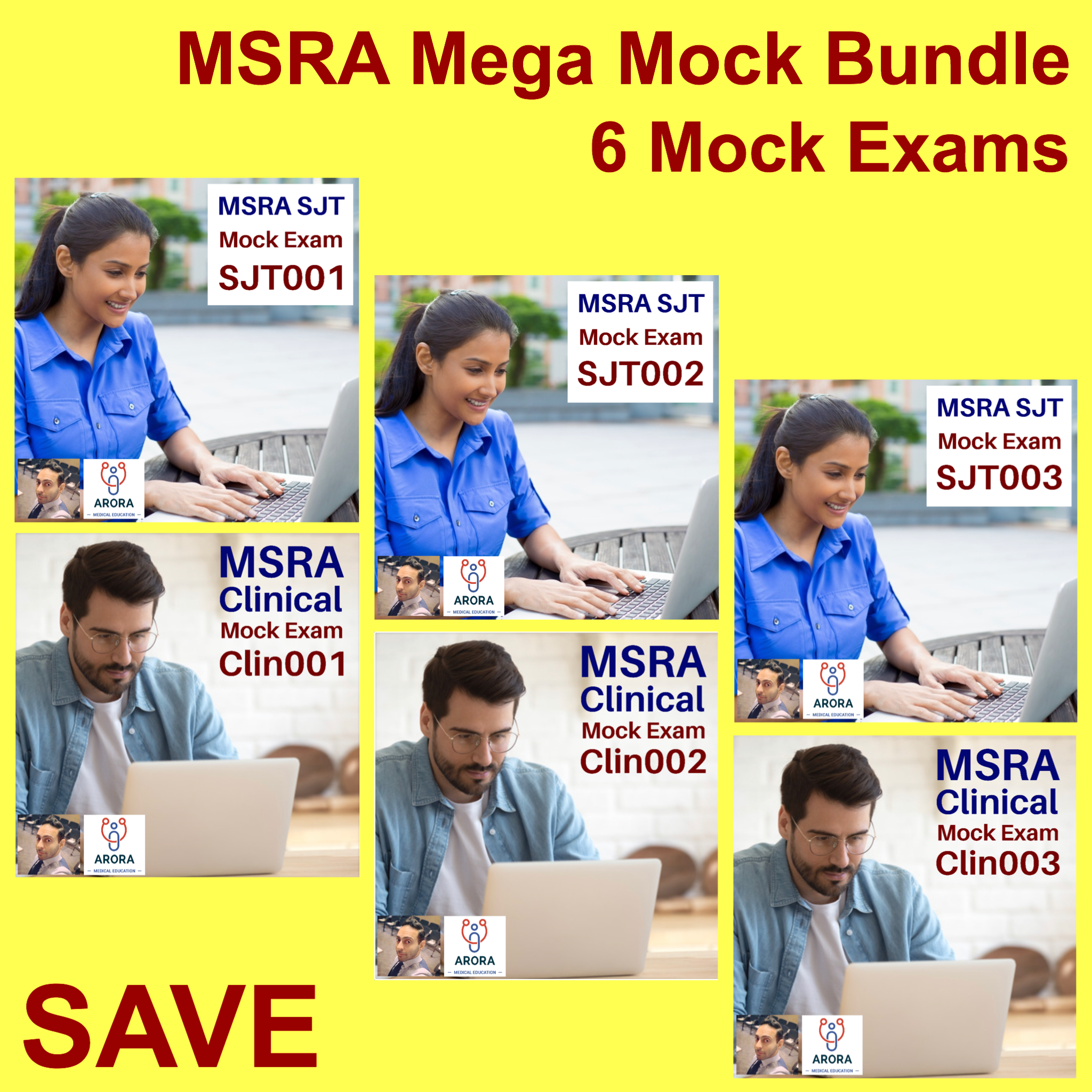 msra mega - MRCGP CSA, AKT and PLAB Exam Courses and Online Webinars - Arora Medical Education