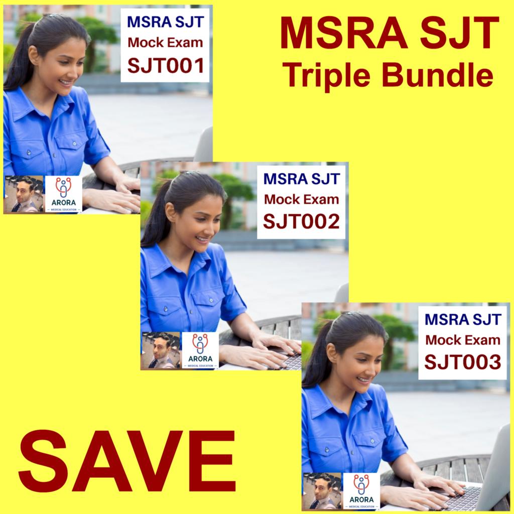 MSRA SJT Triple