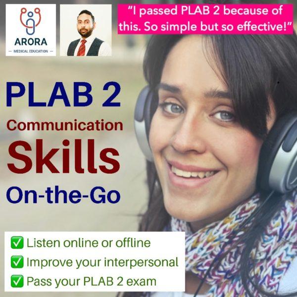 plab2 skills on the go - MRCGP CSA, AKT and PLAB Exam Courses and Online Webinars - Arora Medical Education