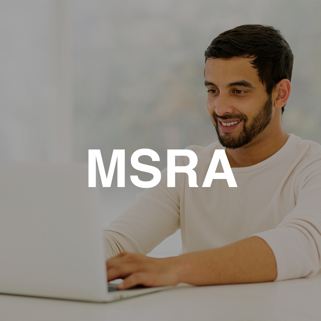 MSRA small header - MRCGP CSA, AKT and PLAB Exam Courses and Online Webinars - Arora Medical Education
