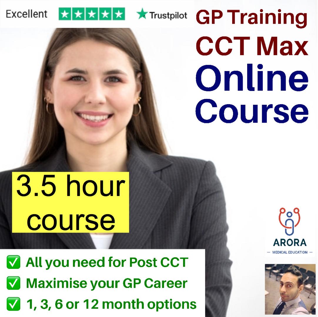 GP tarining Online