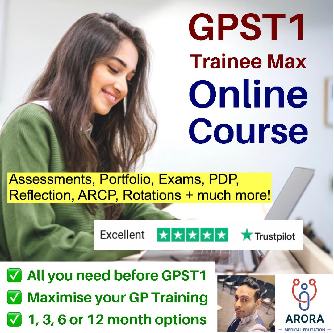 GPST1 Trainee online 2