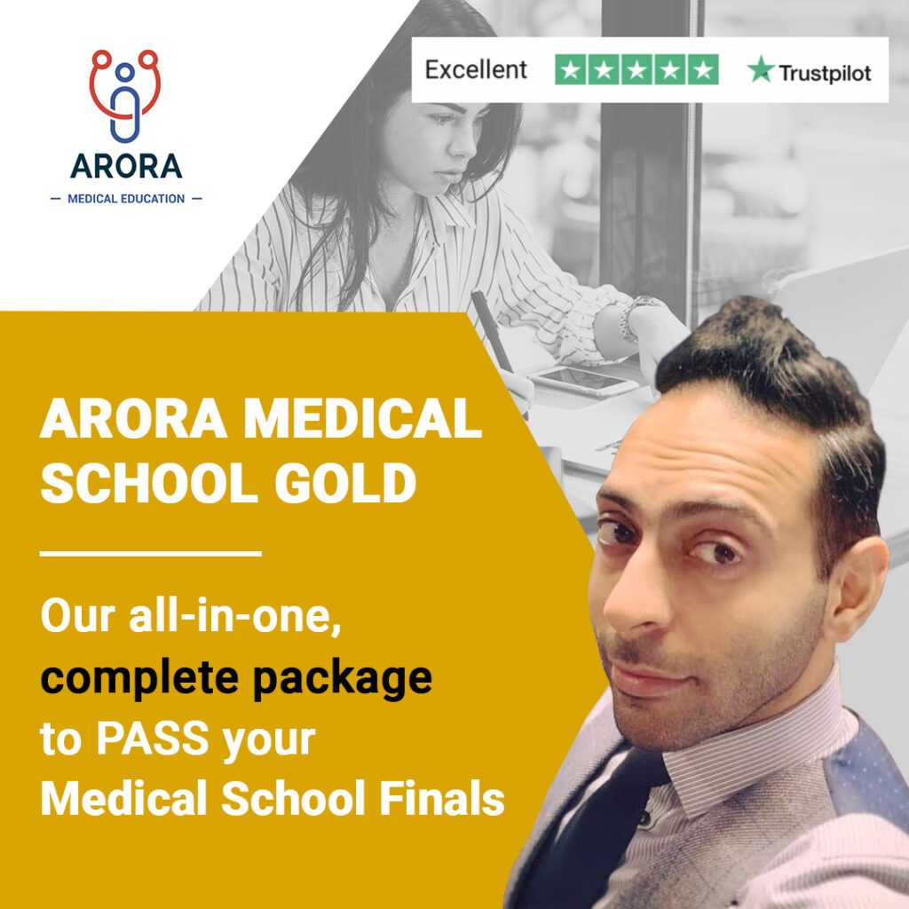 1621953225 gold MedSch - MRCGP CSA, AKT and PLAB Exam Courses and Online Webinars - Arora Medical Education