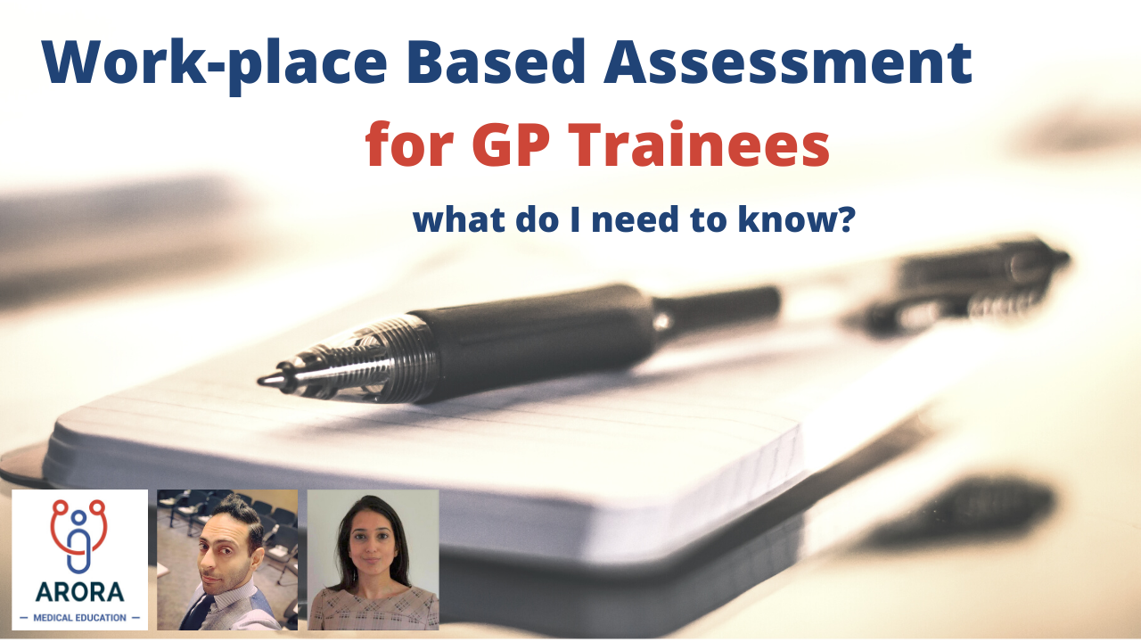 3 - MRCGP CSA, AKT and PLAB Exam Courses and Online Webinars - Arora Medical Education