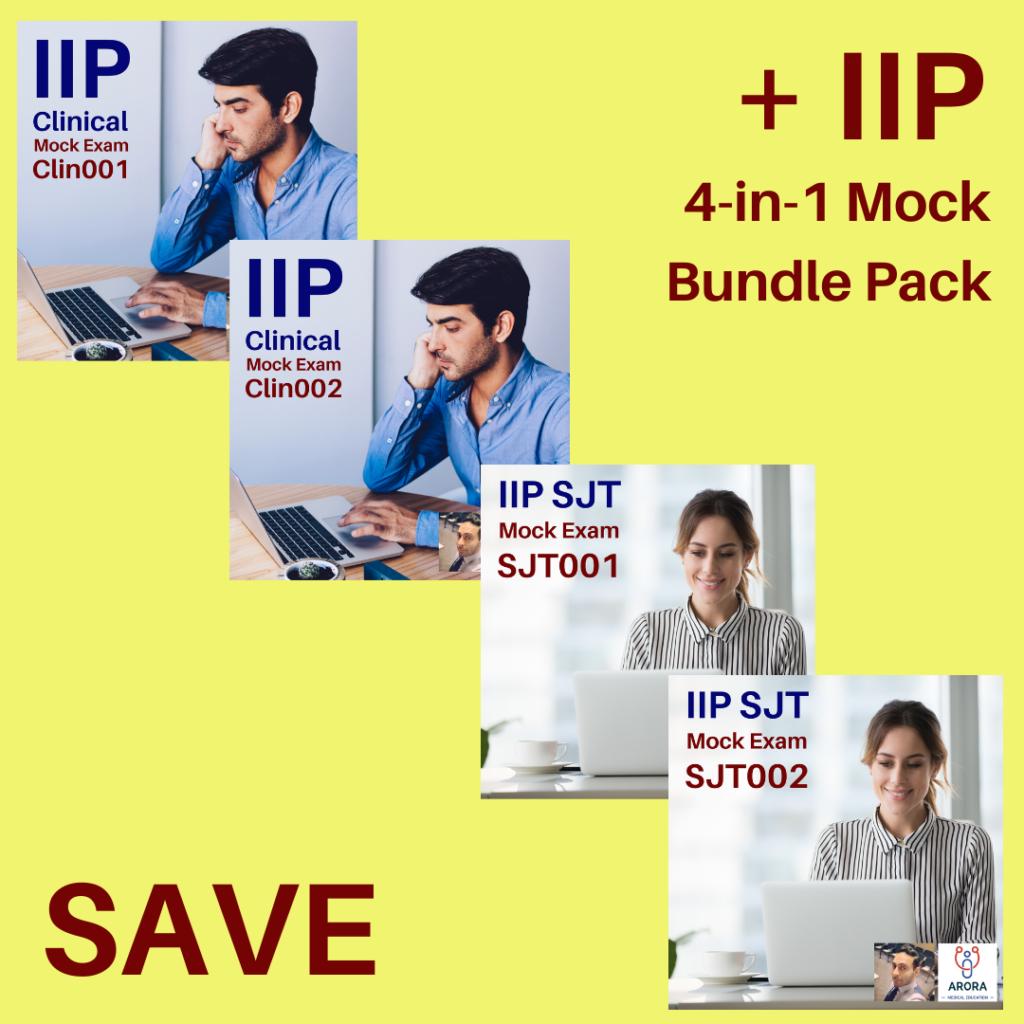 IIP 4IN1 Bundle - MRCGP CSA, AKT and PLAB Exam Courses and Online Webinars - Arora Medical Education