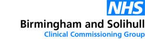NHS Birmingham and Solihull CCG logo BLUE CMYK 002 - MRCGP CSA, AKT and PLAB Exam Courses and Online Webinars - Arora Medical Education