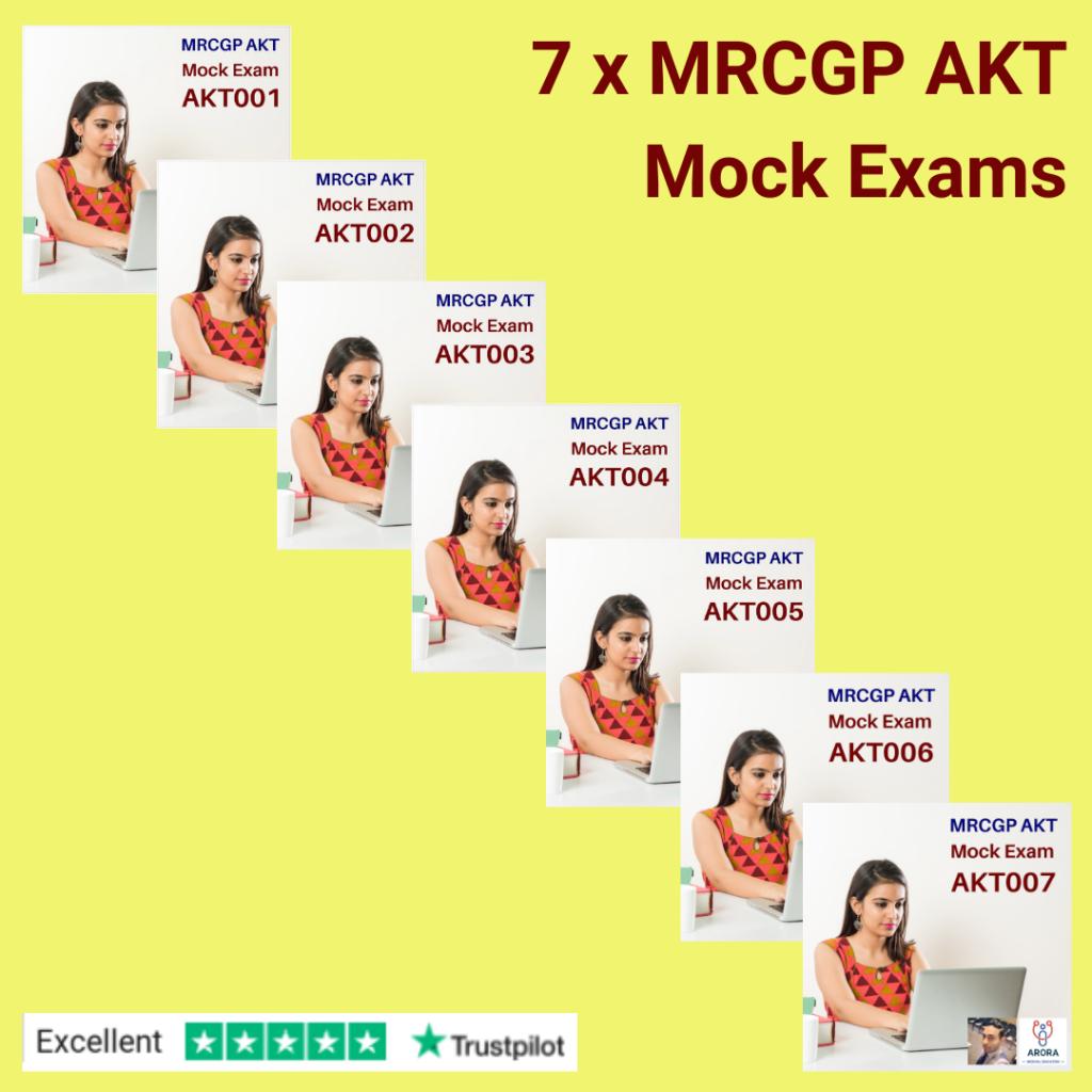 AKT7in1 bndl - MRCGP CSA, AKT and PLAB Exam Courses and Online Webinars - Arora Medical Education