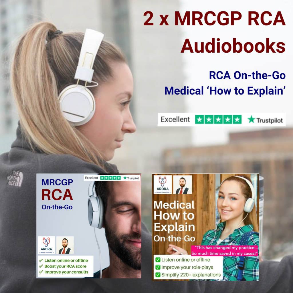 SAVE 2 2 - MRCGP CSA, AKT and PLAB Exam Courses and Online Webinars - Arora Medical Education