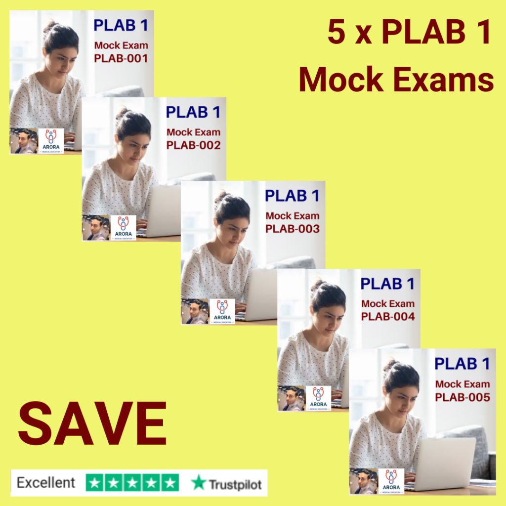 5in1 PLAB - MRCGP CSA, AKT and PLAB Exam Courses and Online Webinars - Arora Medical Education