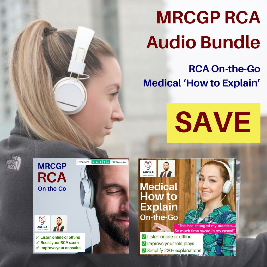 SAVE 1024x1024 1 - MRCGP CSA, AKT and PLAB Exam Courses and Online Webinars - Arora Medical Education