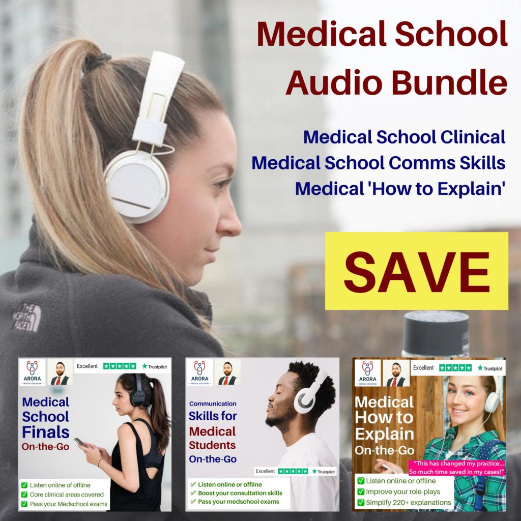 SAVE 3 1024x1024 1 - MRCGP CSA, AKT and PLAB Exam Courses and Online Webinars - Arora Medical Education