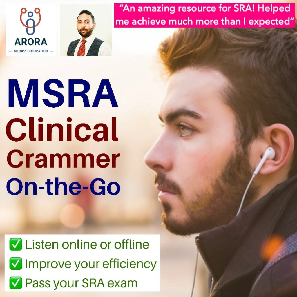 clinical crammer on the go - MRCGP CSA, AKT and PLAB Exam Courses and Online Webinars - Arora Medical Education