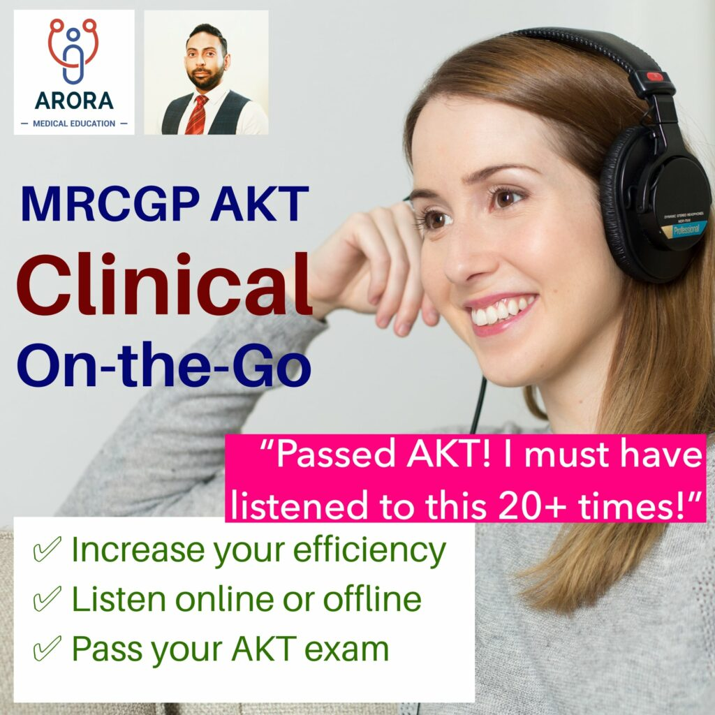clinical on the go - MRCGP CSA, AKT and PLAB Exam Courses and Online Webinars - Arora Medical Education