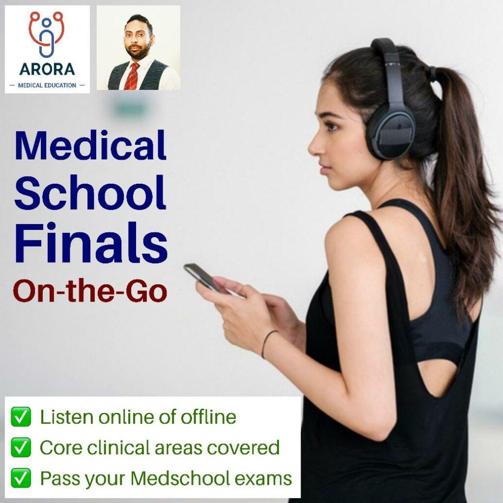 med school final - MRCGP CSA, AKT and PLAB Exam Courses and Online Webinars - Arora Medical Education